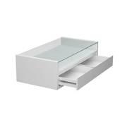 Ban tra sofa Osaka 2 ngan keo phu sơn trắng