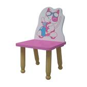 Ghế mầm non mẫu giáo hình mèo