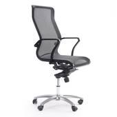 Ghế lưới văn phòng cao cấp Jupiter SB1000 Plus màu đen