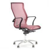 Ghế lưới văn phòng cao cấp Jupiter SB1000 màu đỏ