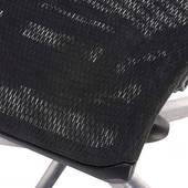 Ghế lưới văn phòng cao cấp Jupiter SB2000 màu đen góc