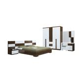 Bộ phòng ngủ Okina trắng