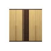 Tủ quần áo Shima gỗ cao cấp