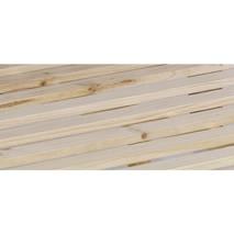 Giường đôi Rustic gỗ sồi 5