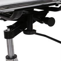 Bộ li hợp ghế lưới IB811 chân hợp kim nhôm cao cấp màu đen
