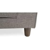 Sofa Mara Modular xam chan de