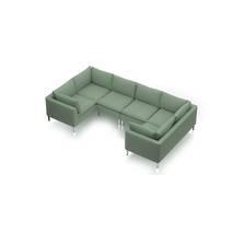 Sofa Bau Modular 2-2-1-1