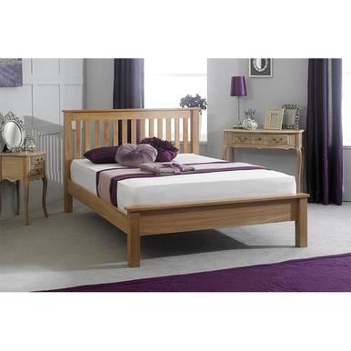 Bộ phòng ngủ gỗ sồi Rustic