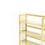Kệ sách 5 tầng HB563 gỗ cao su màu tự nhiên 2